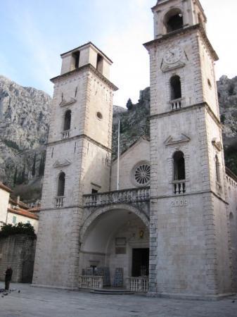 Katedrala Svetog Trifuna, Kotor.