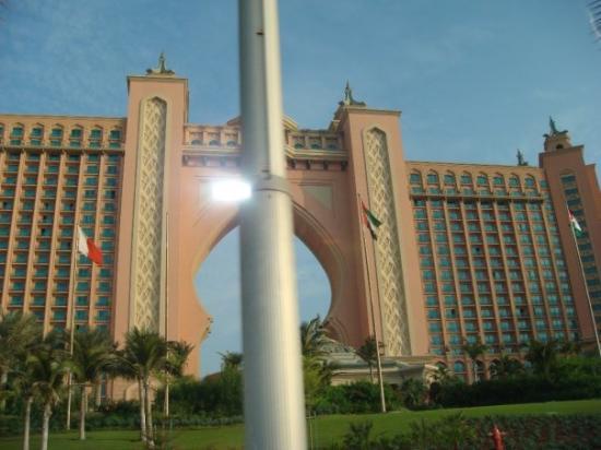 Bilde fra Atlantis, The Palm