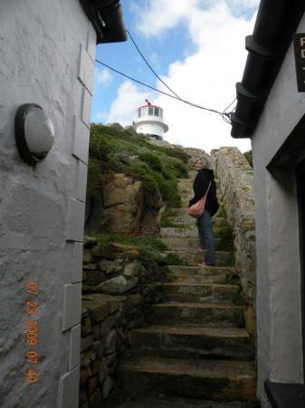 AWOL Tours: Me at Cape Point