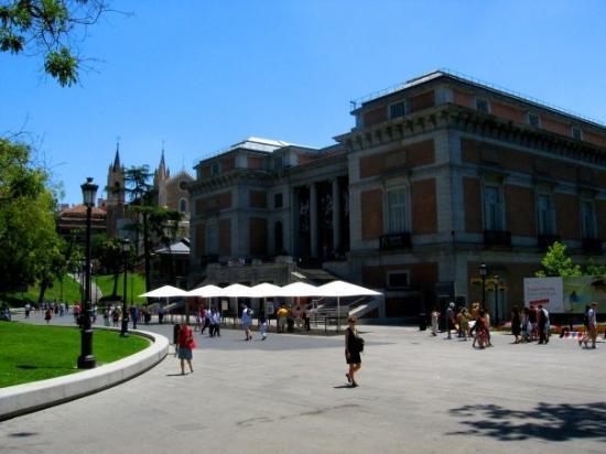 Prado Museum: Museo del Prado, Madrid, España