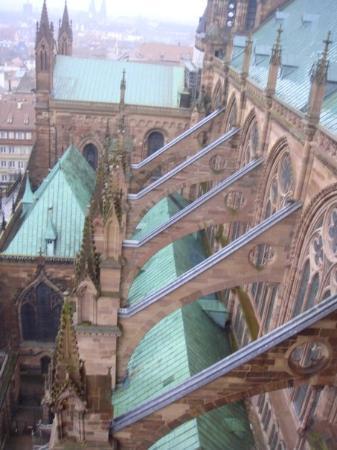 Bilde fra Strasbourg