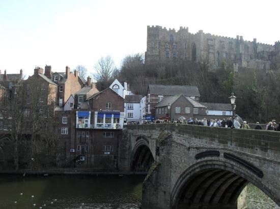 The bridge... River Wear-Durham