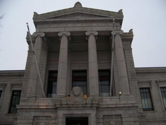 Kunstmuseum: Museum of Fine Arts, Boston