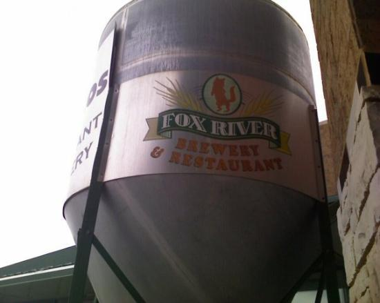 Appleton, WI: Fox River Brewery