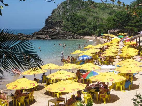 Buzios, RJ: Praia Ferradurinha
