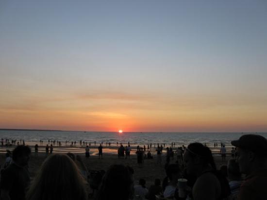 Darwin, Australia: Pretty sunset