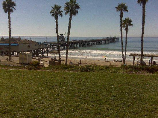 San Clemente, كاليفورنيا: San Clemente on my birthday
