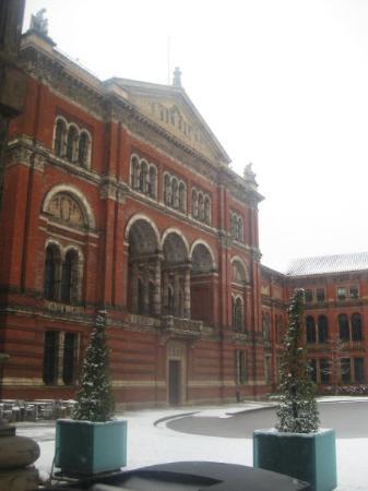 Victoria og Albert Museum: Victoria & Albert!