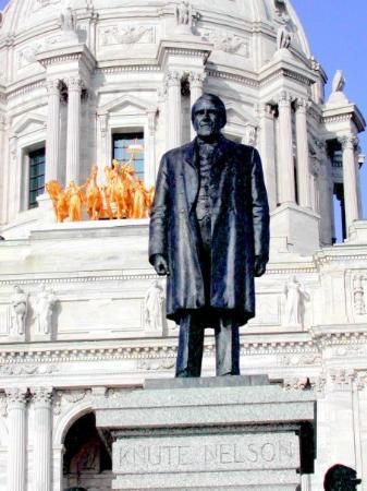 Saint Paul, MN: Knute Nelson, MN State Capital