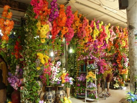 Dhaka City, Bangladesh: At New Market
