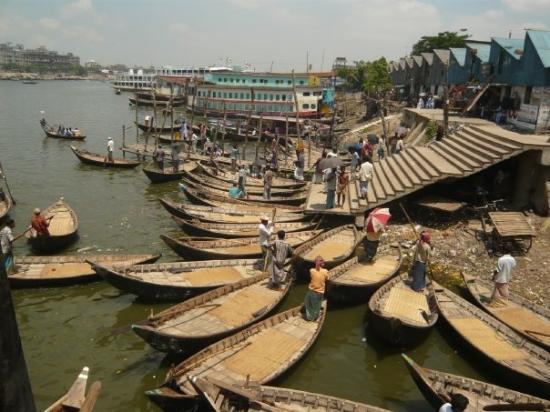 Bilde fra Dhaka City