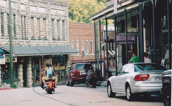 Eureka Springs, AR: Developed a mystery roll of film and this is what I found Euraka Springs Arkansas