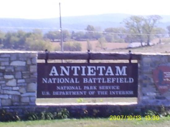 Antietam Battlefield  Sharpsburg,MD