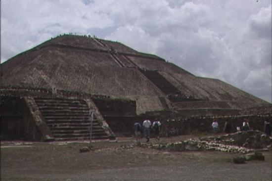 San Juan Teotihuacan, Mexico: The history was amazing of what they knew long before Europeans arrived in Mexico.