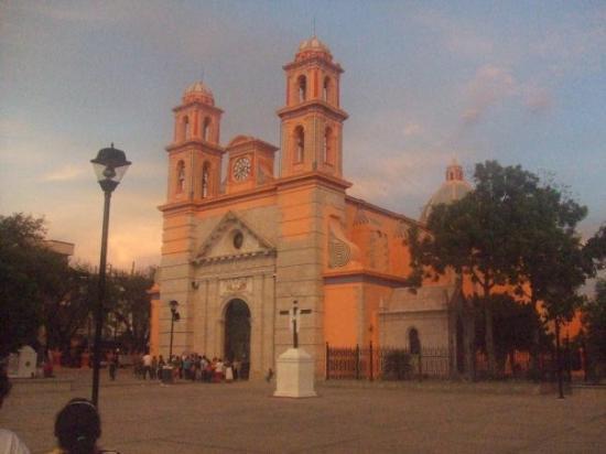 Bilde fra Iguala