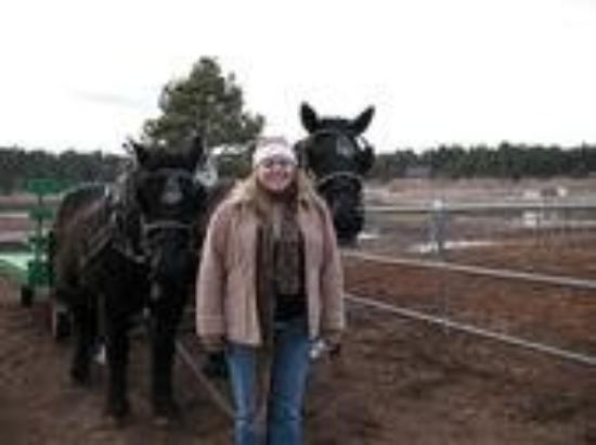 Flagstaff, AZ: Misty, Mary, & I