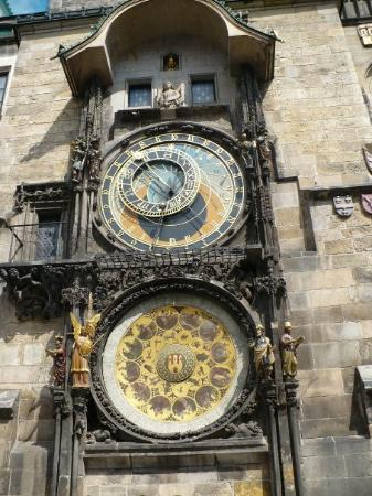 Old Town Hall and Astronomical Clock: THE ASTRONOMICAL CLOCK!!!!!