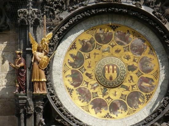 Old Town Hall and Astronomical Clock: The Zodiac Calendar