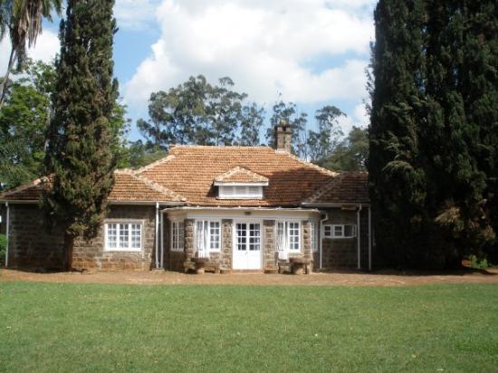 พิพิธภัณฑ์คาเรนบลิเซ็น: The Karen Blixen house