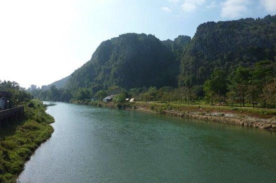 Foto Vang Vieng