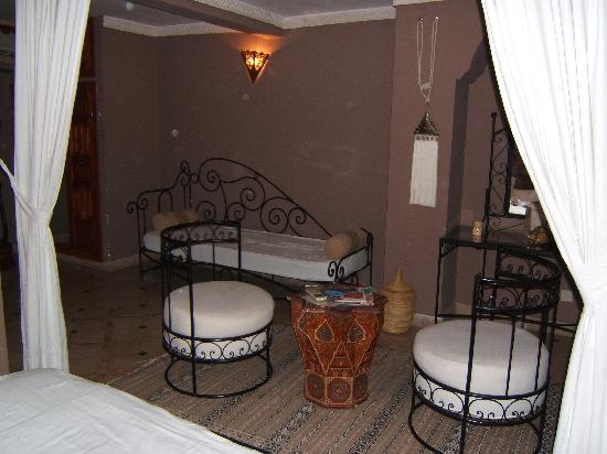 Riad Assalam : chambre Atlas