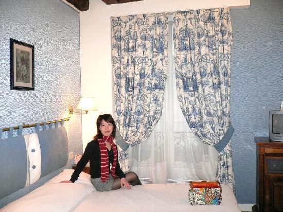 Relais Hotel du Vieux Paris: room