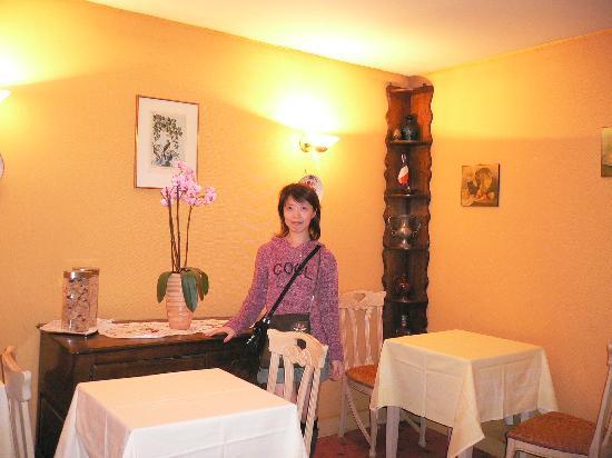 Relais Hotel du Vieux Paris: tea room