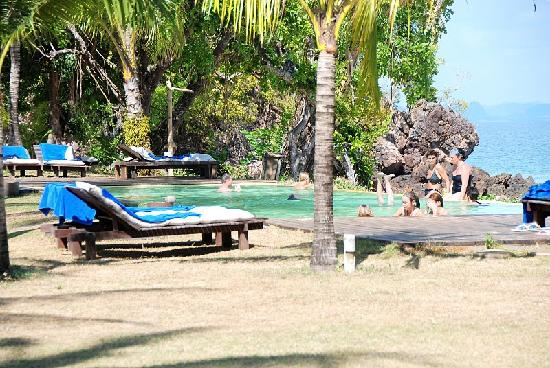 Koyao Island Resort: Pool Area