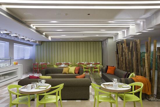 Sadot Hotel : lobby and business lounge