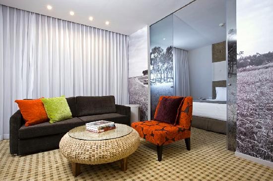 Sadot Hotel: suite