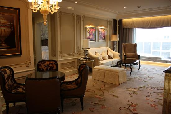 L'Arc Hotel Macau: Director Suite Entry