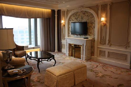 L'Arc Hotel Macau: Director Suite - Sitting Room 1