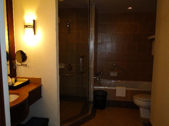 Angkor Palace Resort & Spa: bagno