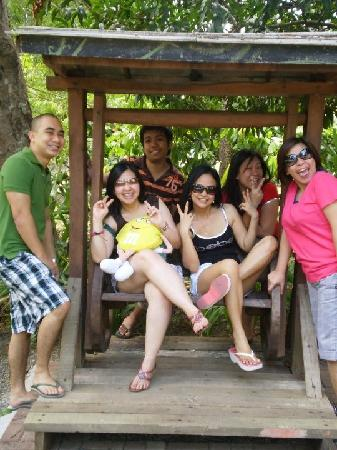 Club Balai Isabel: enjoying the swing :)