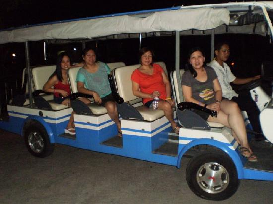 Club Balai Isabel: our ride..available anytime just call ronald