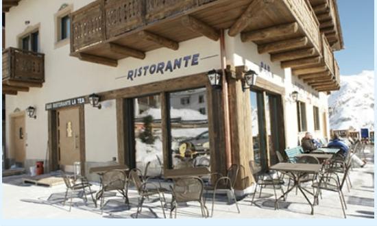 Hotel La Tea: terrazza