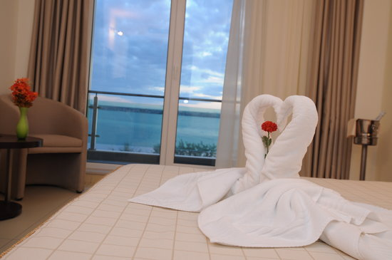 Splendid Hotel: Double room, lake view