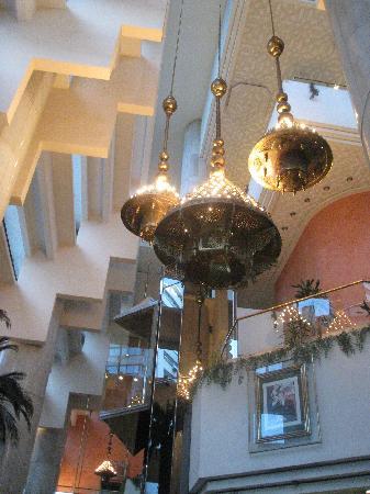 Sheraton Casablanca Hotel & Towers: Lobby