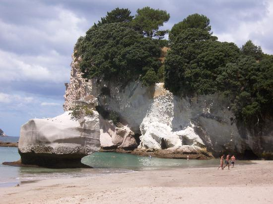 ‪‪Waihi Beach Lodge‬: Cathedral Cove‬