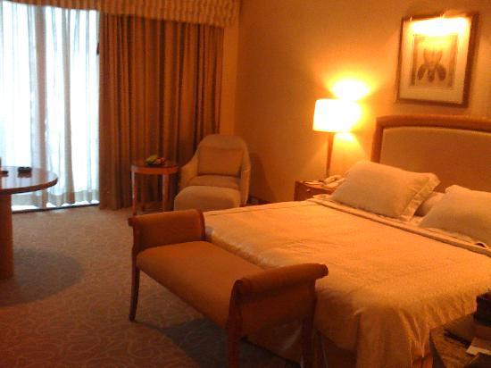Pan Pacific Manila: Bedroom
