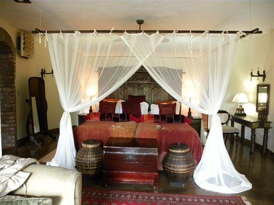 Tintswalo Safari Lodge: bed