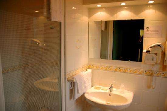 Hotel Austria : les salle de bain