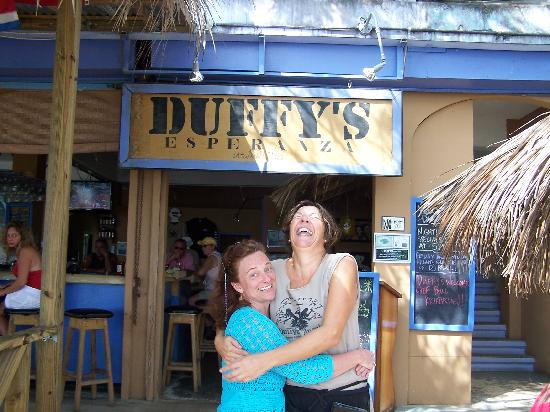 Duffy's : Janie and Gwen