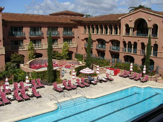 Fairmont Grand Del Mar: Room View