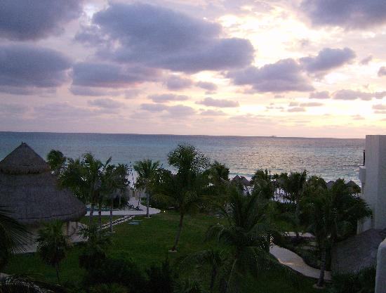 Secrets Maroma Beach Riviera Cancun: Great view from 2644