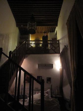 Riad Laayoun: notre chambre, encore une fois