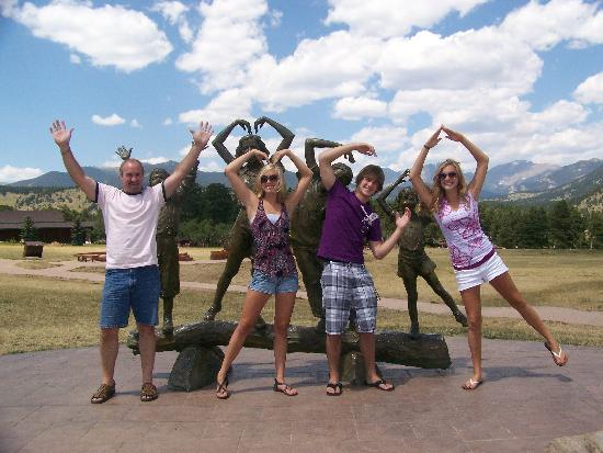 YMCA of the Rockies: Fun for all ages!
