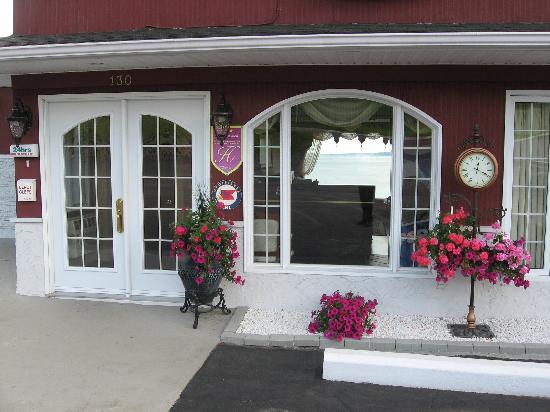 Saint-Simeon, Canada: reception de l'hotel
