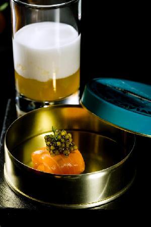Vila Joya : Tapas at 2 Michelin Star Restaurant