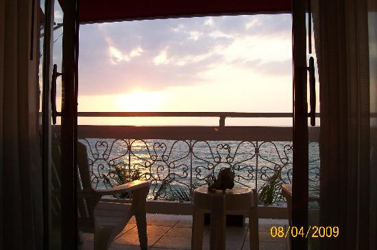 Royal Decameron Montego Beach: vue du balcon
